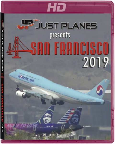 WORLD AIRPORT : San Francisco 2019