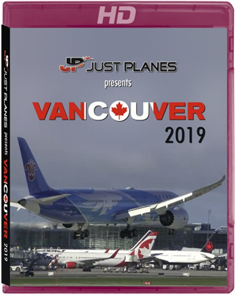 WORLD AIRPORT : Vancouver 2019
