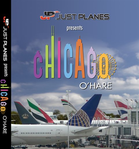 WORLD AIRPORT : Chicago O'Hare (DVD)
