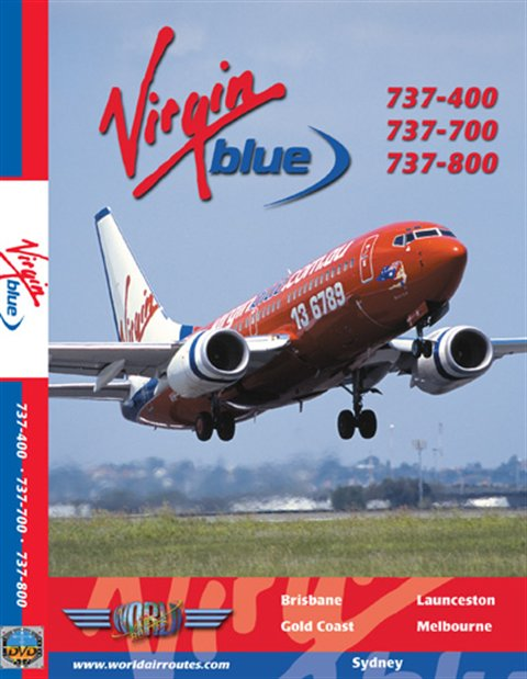 WAR : Virgin Blue 737