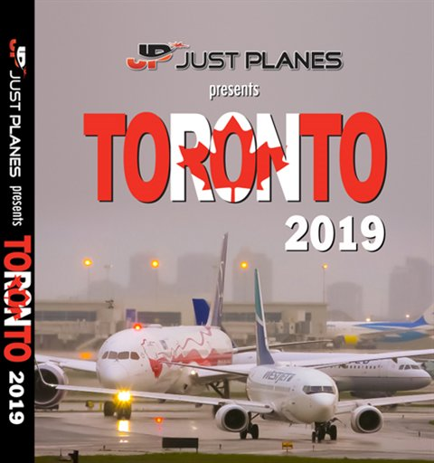WORLD AIRPORT : Toronto 2019 (DVD)