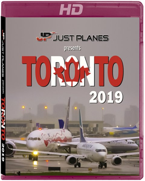 WORLD AIRPORT : Toronto 2019