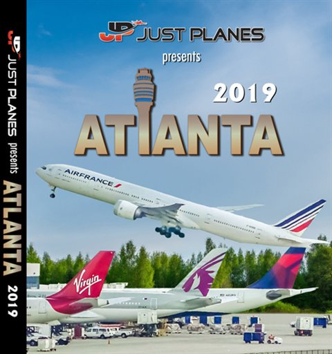 WORLD AIRPORT : Atlanta 2019 (DVD)