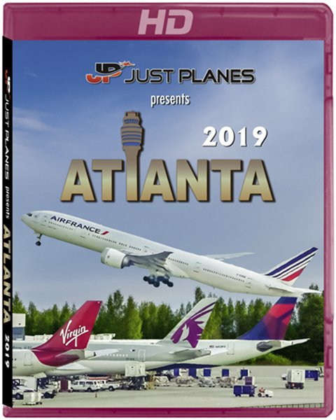 WORLD AIRPORT : Atlanta 2019