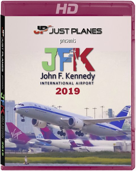 WORLD AIRPORT : New York JFK 2019