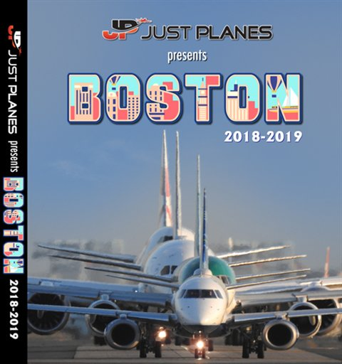 WORLD AIRPORT : Boston 2019 (DVD)