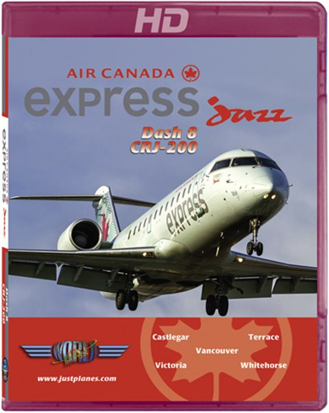 Air Canada Express by Jazz CRJ-200 & Dash 8
