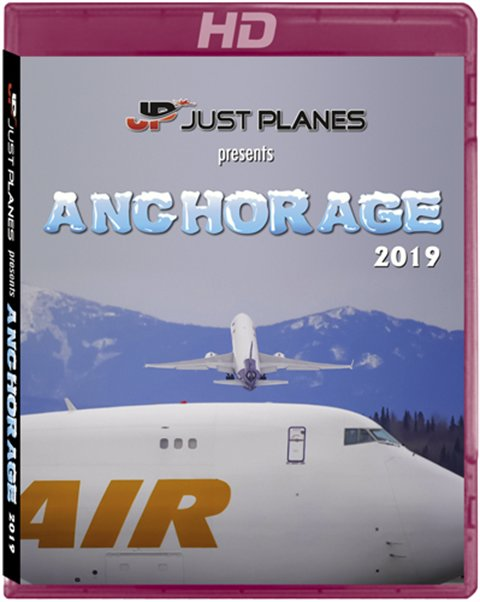 WORLD AIRPORT : Anchorage 2019