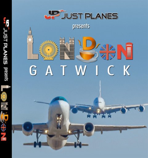 WORLD AIRPORT : London Gatwick (DVD)