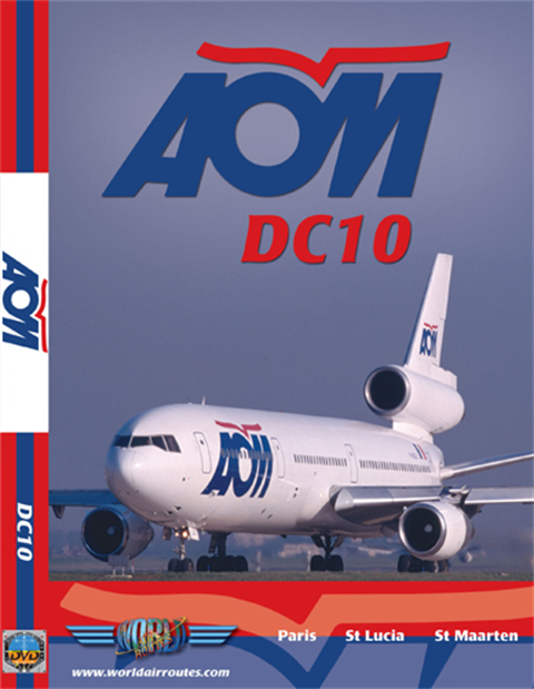 WAR : AOM Airlines DC10-30