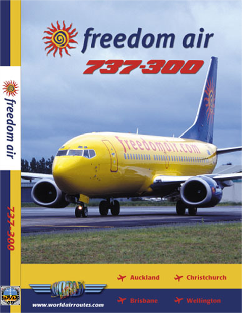 WAR : Freedom Air B737-300