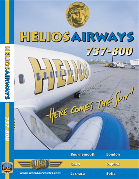 WAR : Helios Airways B737-800
