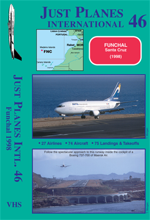 WORLD AIRPORT CLASSICS : Funchal (1998)