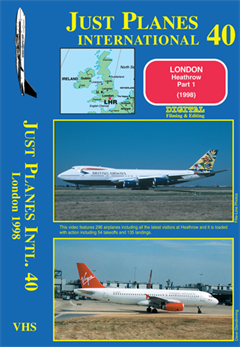 WORLD AIRPORT CLASSICS : London Heathrow1 (1998)