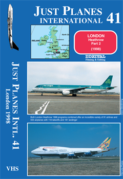 WORLD AIRPORT CLASSICS : London Heathrow2 (1998)