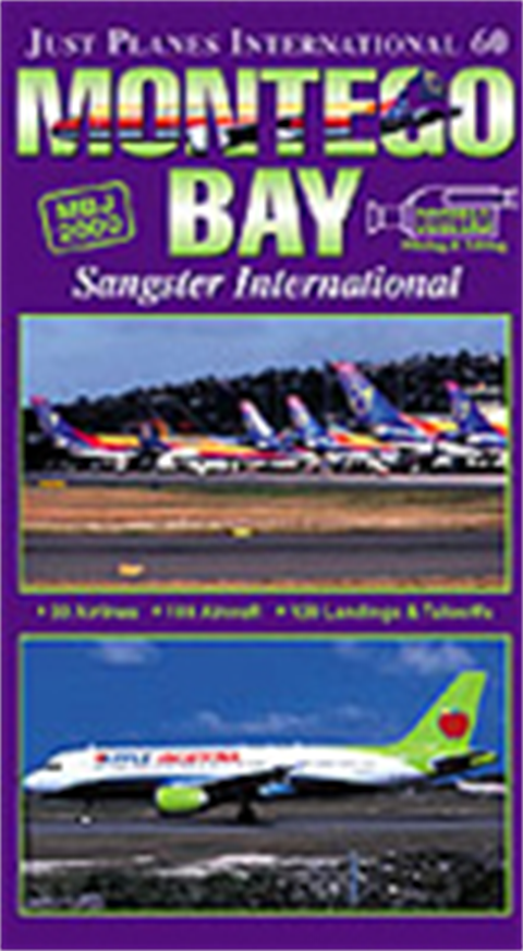 WORLD AIRPORT CLASSICS : Montego Bay (1999)