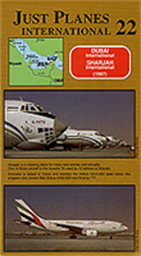 WORLD AIRPORT CLASSICS : Dubai & Sharjah (1996-97)