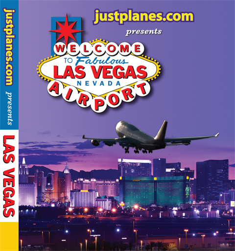 WORLD AIRPORT : Las Vegas (DVD)