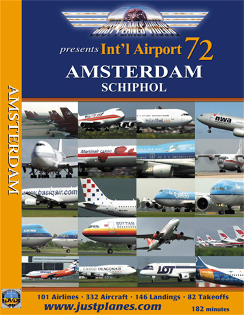 WORLD AIRPORT CLASSICS : Amsterdam (2003)