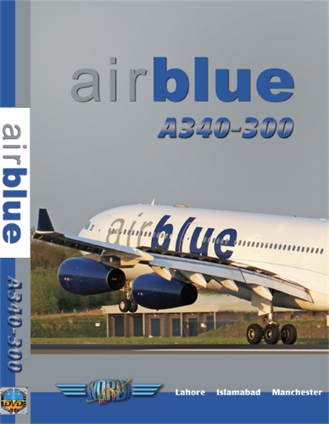 WAR : Airblue A340-300