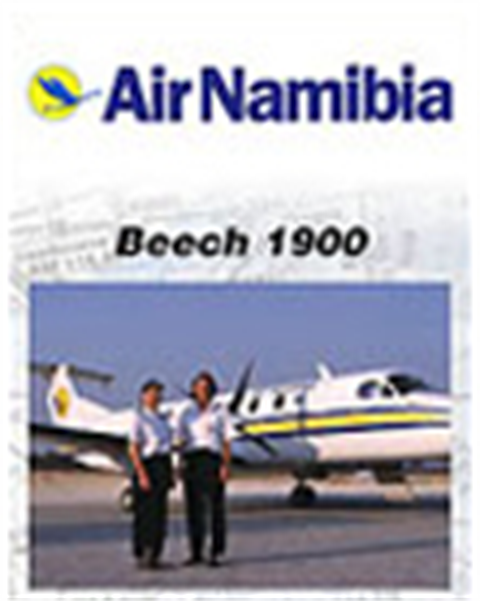 WAR : Air Namibia B-1900
