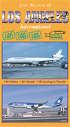 WORLD AIRPORT CLASSICS : Los Angeles 40 (1997)