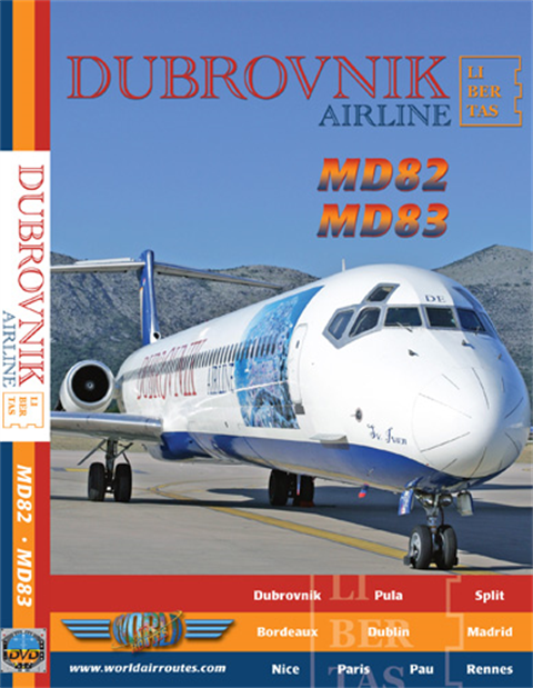 WAR : Dubrovnik MD80