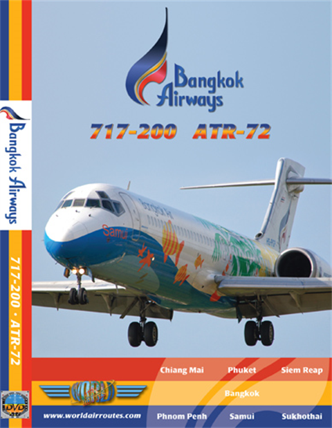 WAR : Bangkok Air 717-200 & ATR