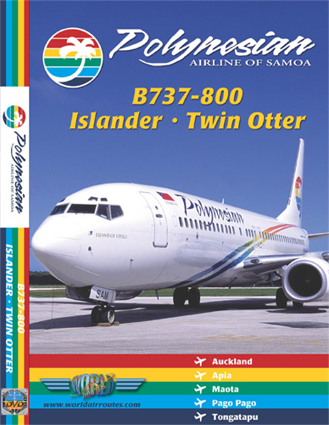 WAR : Polynesian 737-800 & Twin Otter