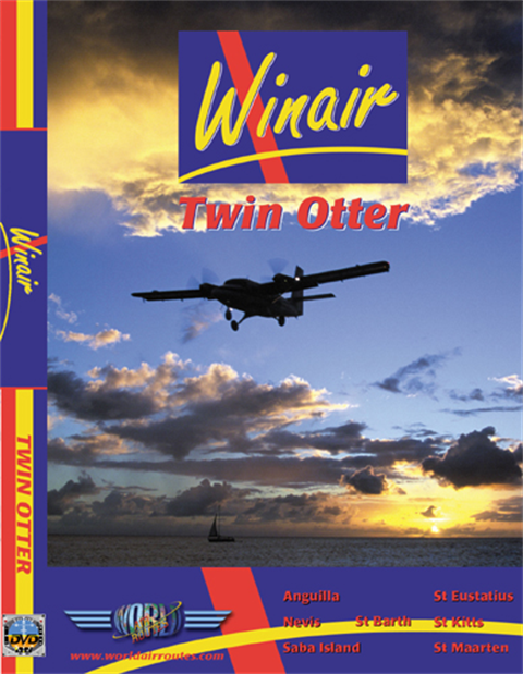 WAR : Winair Twin Otter