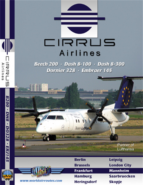 WAR : Cirrus Do328, Dash 8 & EMB-145