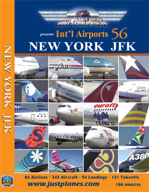 WORLD AIRPORT CLASSICS : New York JFK 56 (2006)