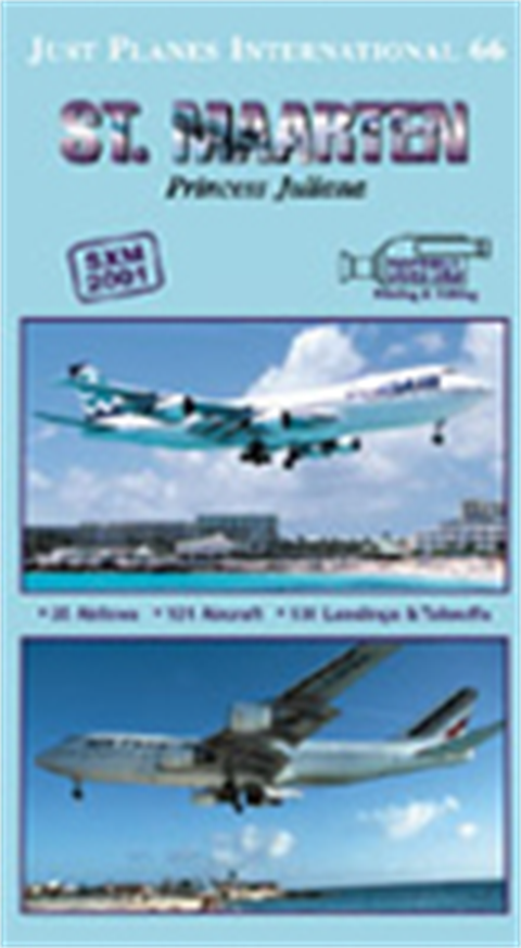 WORLD AIRPORT CLASSICS : St Maarten (2000)
