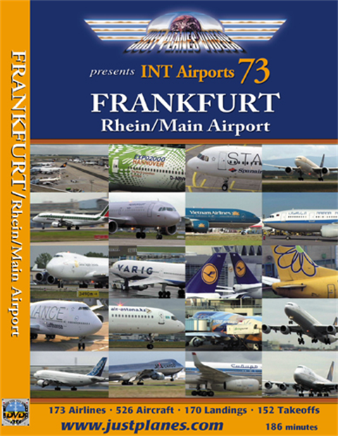 WORLD AIRPORT CLASSICS : Frankfurt (1999-2004)