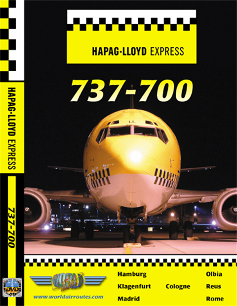 WAR : Hapag Lloyd Express 737-700