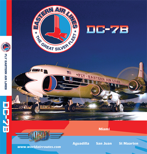 Eastern Air Lines DC-7