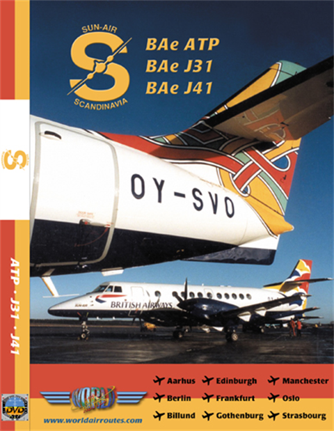 WAR : Sun Air BAe ATP & Jetstream 31/41