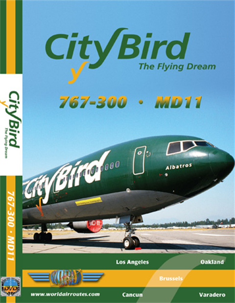 WAR : Citybird 767-300 & MD11