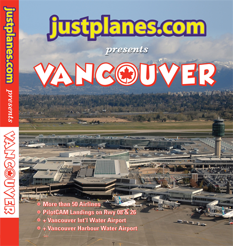 WORLD AIRPORT : Vancouver (DVD)