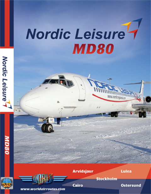 WAR : Nordic Leisure MD81 & MD83