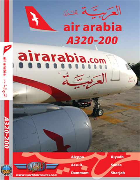 WAR : Air Arabia A320