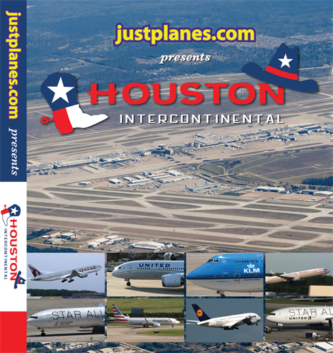 WORLD AIRPORT : Houston (DVD)