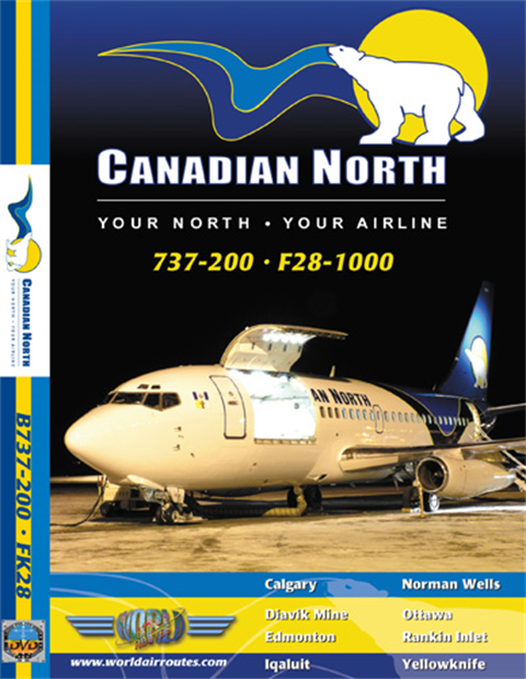 WAR : Canadian North 737-200