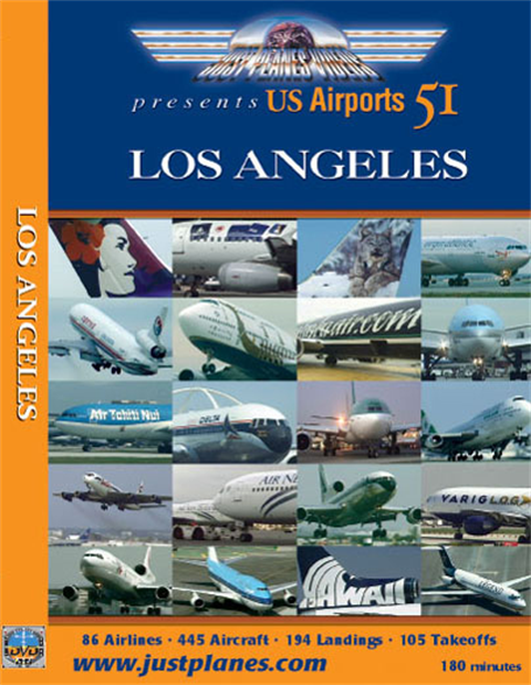 WORLD AIRPORT CLASSICS : Los Angeles (2001)